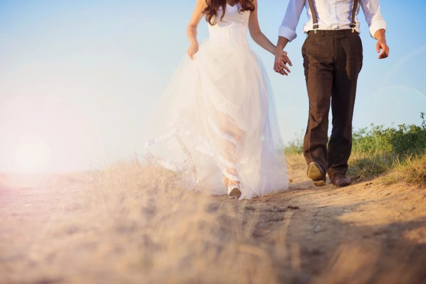 To really be a great wedding couple, you need to follow these secret steps.