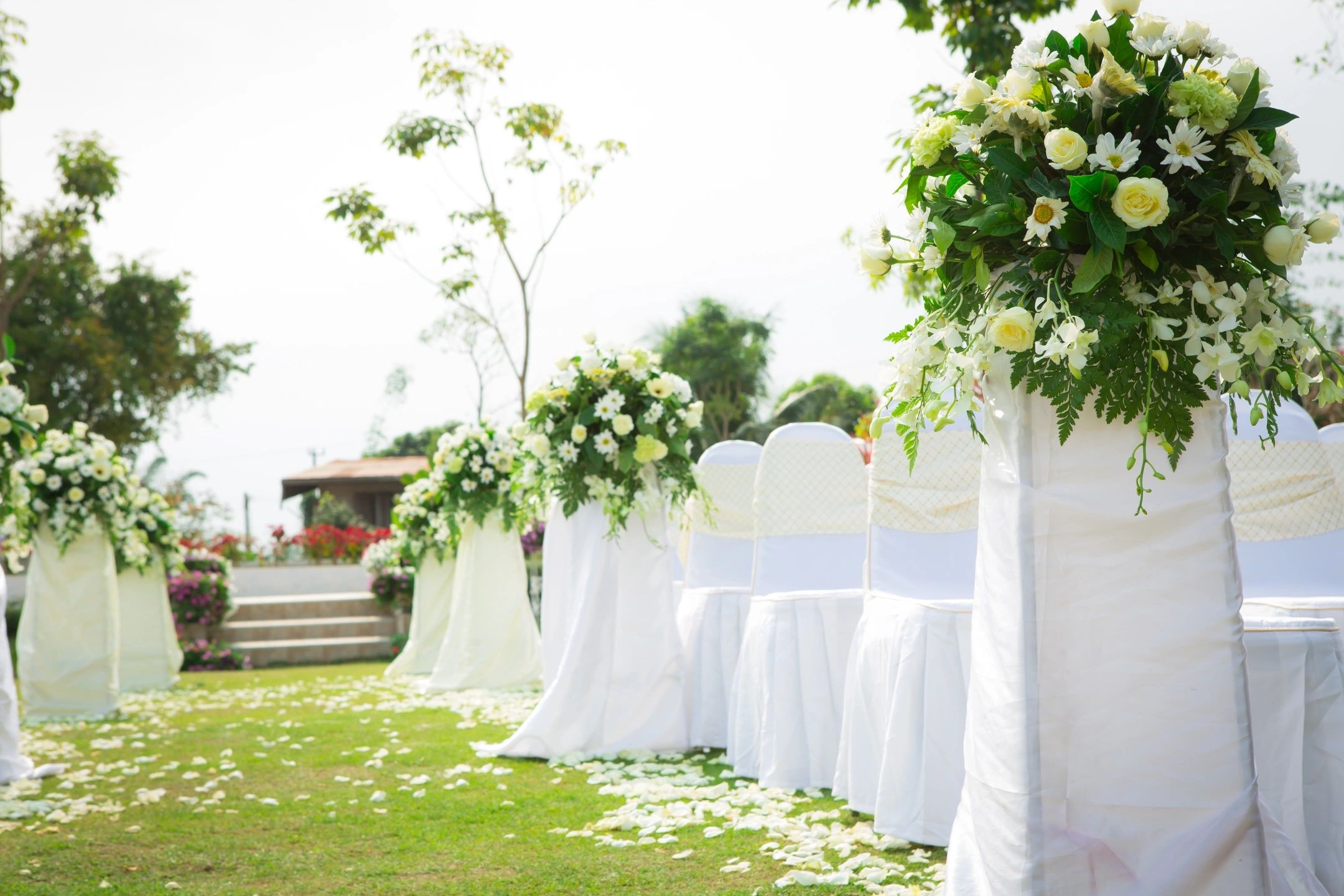 The details make a wedding great, but what about the wedding venue?